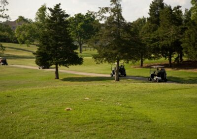 Tulsa Country Clubs Carts