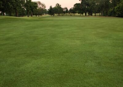 Tulsa Country Clubs Course 13