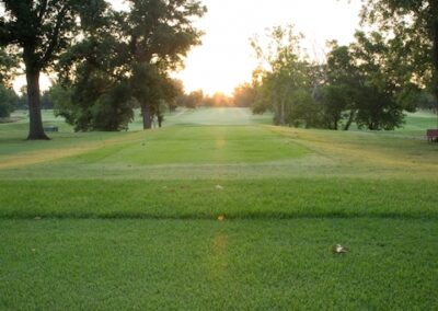 Tulsa Country Clubs Course 6