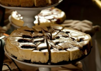 Tulsa Country Clubs Meadowbrook Events Cheesecake 1