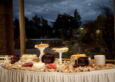 Tulsa Country Clubs Meadowbrook Events Dessert Bar 1