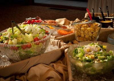 Tulsa Country Clubs Meadowbrook Events Salad Bar 0