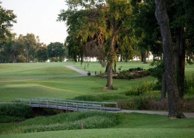 Tulsa Country Clubs Meadowbrook Golf Course 11
