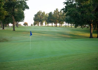 Tulsa Country Clubs Meadowbrook Golf Course 12 Large