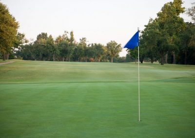 Tulsa Country Clubs Meadowbrook Golf Course 9